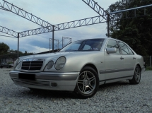 1996 MERCEDES-BENZ E-CLASS 2.8  E280 ELEGANCE W210 TipTOP Condition
