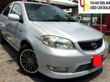 2005 TOYOTA VIOS 2005 TOYOTA VIOS 1.5 G (A) 1 OWNER FULL SPEC