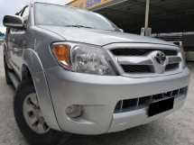 2006 TOYOTA HILUX Toyota Hilux 2.5 MT 4X4 POWERFUL ENGINE