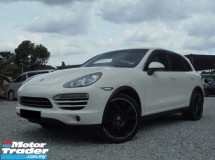 2011 PORSCHE CAYENNE 3.0 Diesel Turbo AWD Sunroof Rg.12
