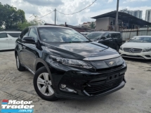 2015 TOYOTA HARRIER 2.0 Elegance SUV UNREG