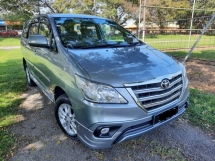 2014 TOYOTA INNOVA 2.0G (AT) TIP TOP CONDITION