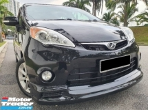 2013 PERODUA ALZA 1.5 EZI TIPTOP CONDITION FulloanOTR 1JAM Lulus Promotion Bank