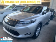 2016 TOYOTA HARRIER 2.0 UNREGISTER 360 SURROUND CAMERA POWER BOOT SST INCLUSIVE HIGH LOAN UP TO 9 YEARS