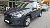 2012 MAZDA CX-5 SKYACTIV 2.0L HIGH 2WD (A) REG NOV 2012, IMPORT NEW MODEL, ONE CAREFUL OWNER, FULL SERVICE RECORD, LOW MILEAGE DONE 103K KM, 100% ACCIDENT FREE, SUNROOF, REVERSE CAMERA, 17