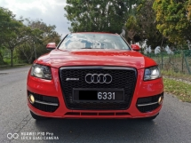 2010 AUDI Q5 2.0 (A) TFSI QUATTRO - VERY SPORTY CHILLI  RED ( LIMITED )
