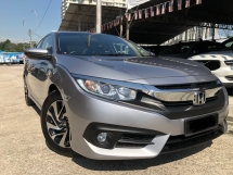 2018 HONDA CIVIC 1.8S I-VTEC ,Under Warranty By Honda,Condition Like New