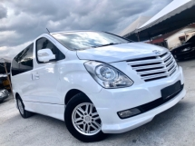 2011 HYUNDAI GRAND STAREX 2.5 Royale (A) 1 OWNER TIP-TOP CONDITION