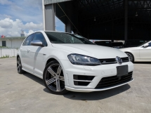 2015 VOLKSWAGEN GOLF R 2.0 DCC WHITE OFFER FAST UNIT UNREG