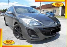 2011 MAZDA 3 CKD 2.0 SPORT HATCHBACK (A) FREE 1YEAR WARRANTY GOOD CONDITION LOW MLEAGE LIKE NEW ACCIDENT FREE AND 1 CAREFUL OWNER