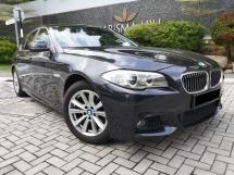 2012 BMW 5 SERIES 520I M-SPORT KIT 1 YEAR WARRANTY