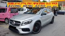 2017 MERCEDES-BENZ GLA GLA45 AMG 4MATIC 2.0cc (A) REG 2018, ONE CAREFUL OWNER, FULL SERVICE RECORD, LOW MILEAGE DONE 15K KM, UNDER MERCEDES BENZ WARRANTY UNTIL NOVEMBER 2022