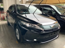 2018 TOYOTA HARRIER 2.0 surround camera power boot facelift push start keyless entry lane assist precrash unregistered