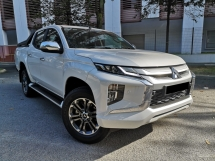 2018 MITSUBISHI TRITON 2.5 AT VGT ADVENTURE HIGH SPEC LOW MILEAGE WARRANTY 5 YEARS