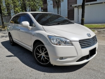 2008 TOYOTA MARK X ZIO 240 HIGH SPEC PRICE ON THE ROAD DIRECT OWNER