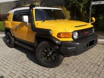 2012 TOYOTA FJ CRUISER OFFROAD PACKAGE LIKE NEW TIP TOP CONDITION