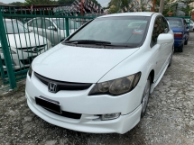 2007 HONDA CIVIC 1.8S TRUE YEAR