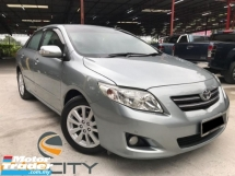 2010 TOYOTA ALTIS 1.8 VVTI TIP TOP CONDITION ONE OWNER FULL SPEC