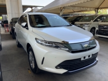 2018 TOYOTA HARRIER 2.0 surround camera power boot panoramic roof push start precrash system lane assist