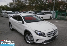 2015 MERCEDES-BENZ GLA 2015 MERCEDES BENZ GLA 180 1.6 TURBO UNREG JAPAN SPEC CAR SELLING PRICE ONLY ( RM 153,000.00 NEGO )