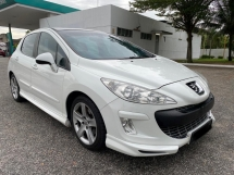 2013 PEUGEOT 308 1.6 TURBO PARANOMIC ROOF HIGH SPEC