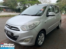 2013 HYUNDAI I10 1.25 Kappa (A) 1 LADY OWNER ONLY ORIGINAL FABRIC SEAT TIPTOP CONDITION VIEW TO CONFIRM