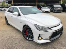 2015 TOYOTA MARK X 250G S PACKAGE (A)