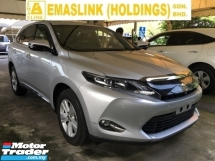2016 TOYOTA HARRIER HARRIER PREMIUM ADVANCED ELENCAN SUV POWER BOAT V FULL VIEW CAMERA