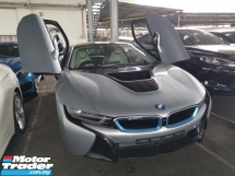 2016 BMW I8 Coupe Unregister