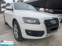 2011 AUDI Q5 2.0 TFSI STANTARD (A) ABSOLUTE CONDITION