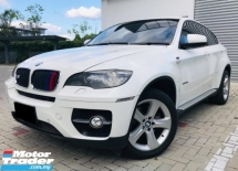 2009 BMW X6  3.0 xDrive35i (A) M-SPORT SUNROOF