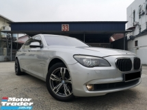 2009 BMW 7 SERIES 740IL 3.0 Twin Turbo FULL SPEC