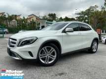 2015 MERCEDES-BENZ GLA 180 SE 1.6(A) PRE-CRASH,POWER BOOT JAPAN UNREG  FREE 5 YEARS WARRANTY