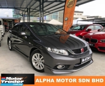 2014 HONDA CIVIC 1.8 S (A) FACELIFT MODULO