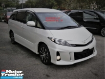 2015 TOYOTA ESTIMA 2015 TOYOTA ESTIMA 2.4 AERAS X SPEC 8 SEATS JAPAN SPEC UNREG CAR SELLING PRICE RM 147000.00 NEGO