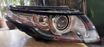 RANGE ROVER EVOQUE HEAD LAMP SET AND TAIL LAMP SET Lighting