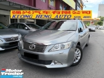 2012 TOYOTA CAMRY 2.0G TRUE YEAR MADE 2012 Elec Seat Dark Color Leather Full Spec
