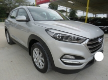 2017 HYUNDAI TUCSON 2.0 (A) EXECUTIVE One Owner Under Warranty 100% Accident Free High Loan Tip Top Condition Must View