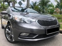 2016 KIA CERATO 1.6 YD K3 Tiptop Condition Carefull Owner 1Jam Lulus Promotion Bank