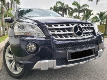 2010 MERCEDES-BENZ ML-CLASS ML350 4MATIC FullSrvcRecord 1OWNER Condition Tiptop ORIMILAGE 35KM