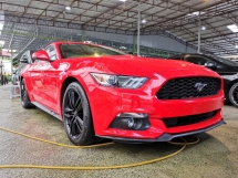 2017 FORD MUSTANG 2.3 Eco Boost Coupe (MEGA SALES) (LIMITED UNIT) (CHEAPEST IN TOWN)