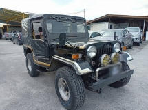 1992 MITSUBISHI JEEP 2.7 (M)(D) 4x4 J53 **VERY LIMITED UNIT IN THE MARKET, WELL MAINTAINED CONDITION**