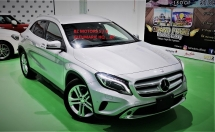 2016 MERCEDES-BENZ GLA 2016 MERCEDES BENZ GLA 180 1.6 SE TURBO UNREG JAPAN SPEC CAR SELLING PRICE ONLY RM 158,000.00 NEGO