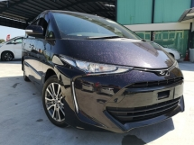 2016 TOYOTA ESTIMA Unreg / Welcab Edition / NFL Model / Pre-Crash / Power Door