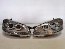 Mercedes Benz w221 HEADLAMP LR