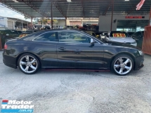 2011 AUDI A5 2.0 TFSI QUATTRO COOPE NEW FACELIFT ONE OWNER TIP-TOP CONDITION LIKE NEW