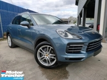 2018 PORSCHE CAYENNE 2018 Porsche Cayenne 3.0 V6 Facelift Tiptronic S UK Spec Unregister