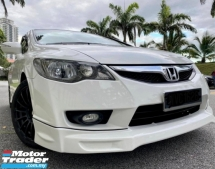 2012 HONDA CIVIC 2.0 1Jam Lulus Promotion Bank Last Week Condition Tiptop