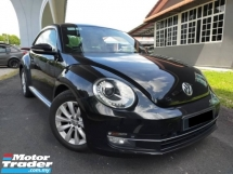2016 VOLKSWAGEN BEETLE CBU FULL SERVICE RECOURD LOW MILEAGE ONE OWNER LIKE NEW