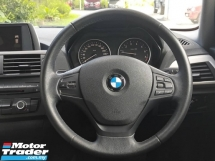 2015 BMW 1 SERIES 116I SPORT NEW ONE OWNER LOW MILEAGE TIP TOP CONDITION